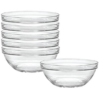 Stackable Glass Bowl - 5.5
