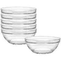 Stackable Glass Bowl - 4.75