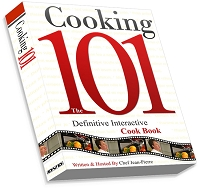 Cooking 101 Book