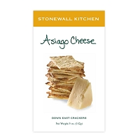 Down East Crackers - Asiago Cheese