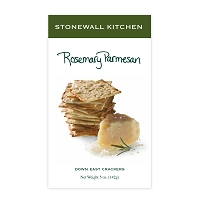 Down East Crackers - Rosemary Parmesan