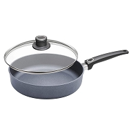 Diamond Lite - Saute Pan with Lid (Induction)