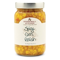 Spicy Corn Relish