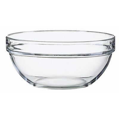 Stackable Glass Bowl - 6.5